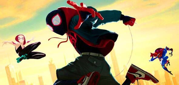 Spider-Man, Spider-Gwen und Sp//dr
