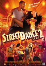 Street Dance 2 3D - Poster