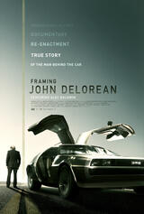 Framing John DeLorean - Poster
