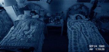 Bild zu:  Schlafen ist nicht! Noch dieses Jahr kommt Paranormal Activity 4.