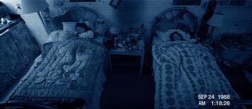 Schlafen ist nicht! Noch dieses Jahr kommt Paranormal Activity 4.