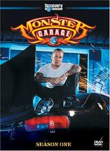 Monster Garage - Poster