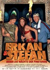 Erkan & Stefan gegen die Mächte der Finsternis - Poster