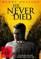 He Never Died - Poster