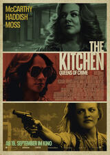 The Kitchen: Queens of Crime - Poster