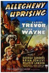 Der Mann vom schwarzen Fluss - Poster