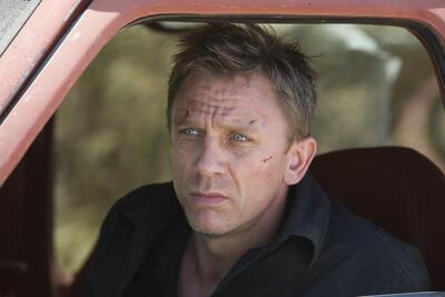 Daniel Craig in Ein Quantum Trost