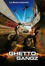 Ghettogangz - Die Hölle vor Paris Poster