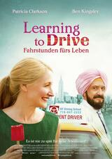 Learning to Drive - Fahrstunden fürs Leben - Poster