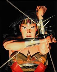 Wonder Woman Anthologie (Cover)