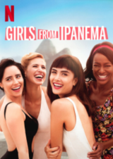 Girls from Ipanema - Poster