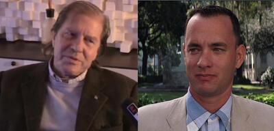 Arne Elsholtz lieh Tom Hanks in Filmen wie Forrest Gump seine Stimme