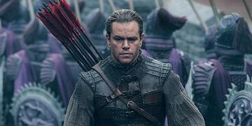 Hollywoodstars als Trojanisches Pferd: Matt Damon in The Great Wall