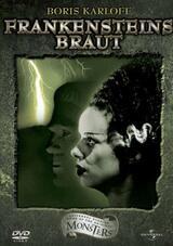 Frankensteins Braut - Poster