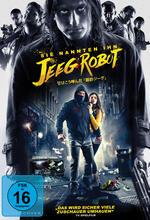 Sie nannten ihn Jeeg Robot Poster