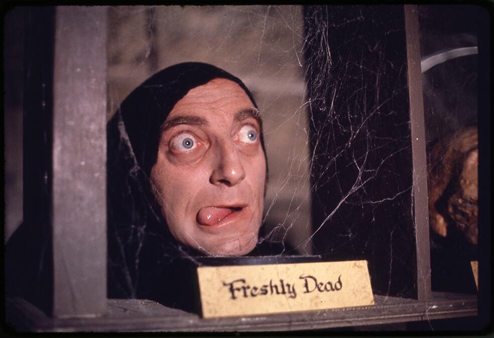 Frankenstein Junior mit Marty Feldman