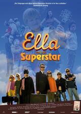 Ella und der Superstar - Poster