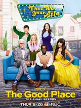 The Good Place - Staffel 4 - Poster