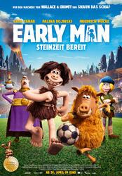 Early Man - Steinzeit bereit Poster