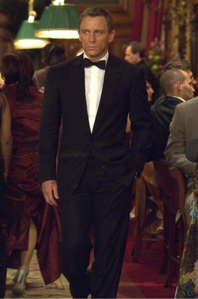 James Bond 007 - Casino Royale mit Daniel Craig