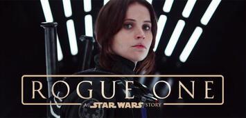 Bild zu:  Felicity Jones in Rogue One