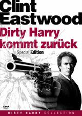 Dirty Harry kommt zurück - Poster