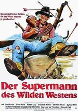 Der Supermann des Wilden Westens - Poster
