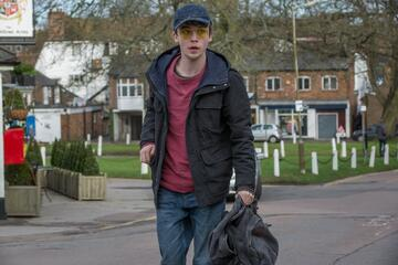 Alex Lawther in Playtest