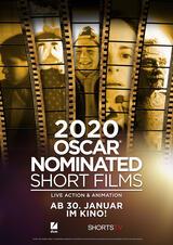2020 Oscar Nominated Short Films - Poster