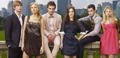 Der Cast von Gossip Girl