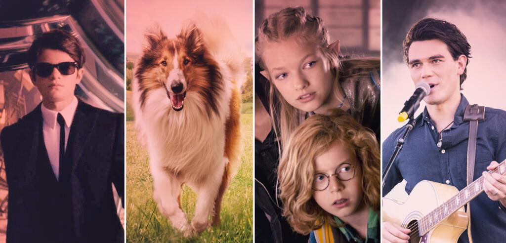 Kinder- und Jugenfilme 2020: Artemis Fowl, Lassie, Die Wolf-Gäng, I Still believe
