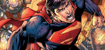 Bild zu:  Nicht mal durch den Tod aufzuhalten: Superman