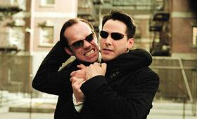 Matrix Reloaded mit Keanu Reeves und Hugo Weaving - Bild 133