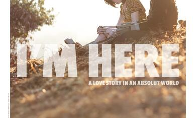 I'm Here - A Love Story in an Absolut World Poster - Bild 1