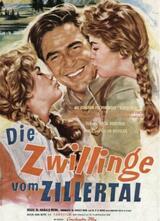 Die Zwillinge vom Zillertal - Poster