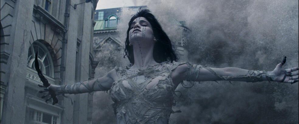 Die Mumie mit Sofia Boutella