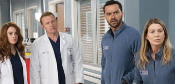 Grey's Anatomy pausiert
