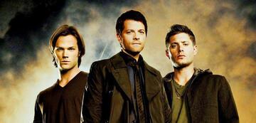 Sam, Castiel und Dean