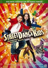 StreetDance Kids - Gemeinsam sind wir Stars - Poster