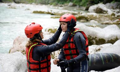 Team Alpin: Stromabwärts mit Gesine Cukrowski - Bild 12