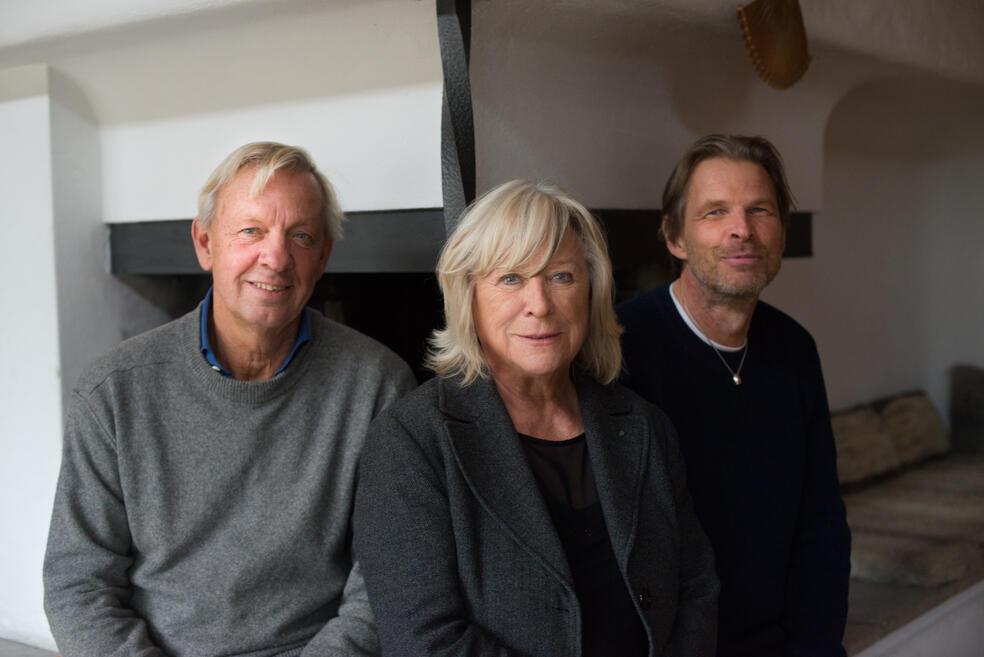 Auf der Suche nach Ingmar Bergman mit Margarethe von Trotta