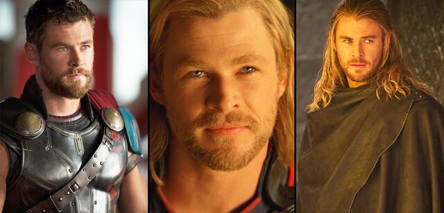 So hat sich Thor verändert