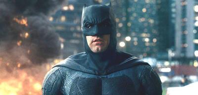 Ben Affleck als Batman/Bruce Wayne in Justice League