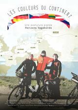 Die Farben des Kontinents - Poster