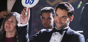 Lucifer (Tom Ellis) in Staffel 4