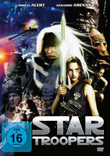 Star Troopers - Poster