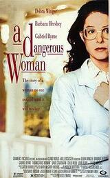 Eine gefährliche Frau - Poster