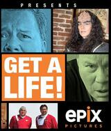 William Shatner's Get A Life! - Poster
