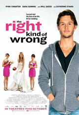The Right Kind of Wrong - Poster