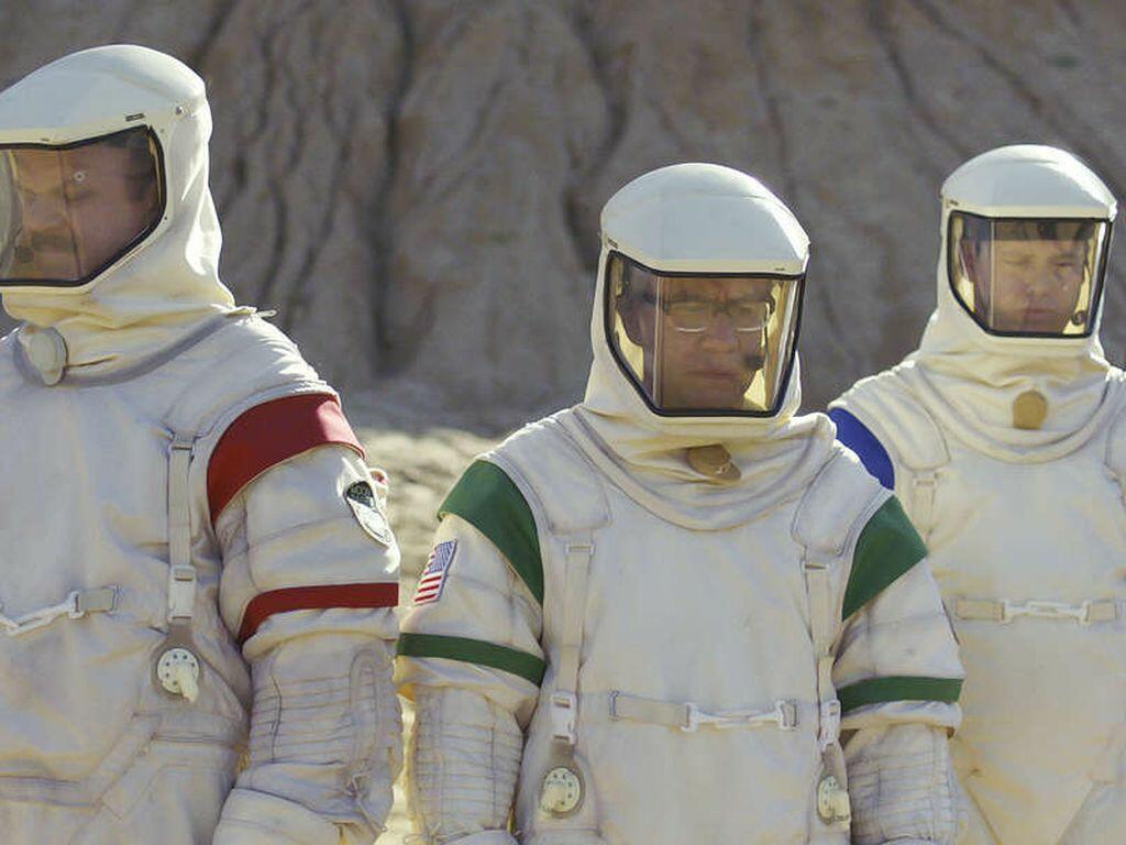 Moonbase 8 - Staffel 1
